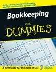 Bookkeeping for Dummies Cover Image