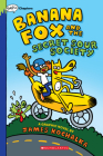 Banana Fox and the Secret Sour Society: A Graphix Chapters Book  (Banana Fox #1) Cover Image