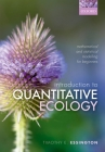 Introduction to Quantitative Ecology: Mathematical and Statistical Modelling for Beginners Cover Image