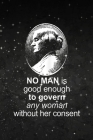 Final Planning Book Womens Susan B Anthony Suffrage Anti Slavery women rights quote Cover Image