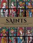 Saints: 365 Days of Inspiration from the Lives of Saints | Book of Saints | Rediscover The Saints Cover Image
