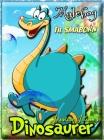 Dinosaurer Malebog til Småbørn: Dinosaur småbørn Pige dreng malebog & Sød Dinosaur Farvelægningsbog Baby Dreng Pige Første Bog & Dino Farvelægningsbog Cover Image