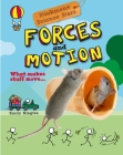 Forces and Motion: What Makes Stuff Move? Cover Image