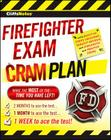 CliffsNotes Firefighter Exam Cram Plan Cover Image