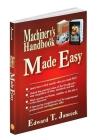 Machinery's Handbook Made Easy Cover Image