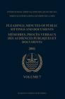 Pleadings, Minutes of Public Sittings and Documents / Mémoires, Procès-Verbaux Des Audiences Publiques Et Documents, Volume 7 (2001) Cover Image
