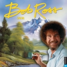 Bob Ross 2021 Wall Calendar Cover Image
