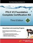 Itil V3 Foundation Complete Certification Kit - Third Edition: Study Guide Book and Online Course Cover Image