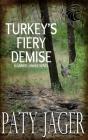 Turkey's Fiery Demise: Gabriel Hawke Novel Cover Image