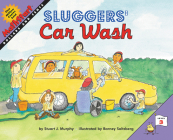 Sluggers' Car Wash (MathStart 3) Cover Image