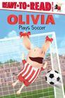 OLIVIA Plays Soccer (Olivia TV Tie-in) Cover Image