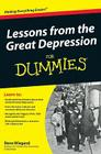 Lessons from the Great Depression For Dummies Cover Image