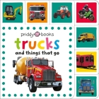 Mini tab books: Trucks & things that go Cover Image