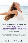 SELF-ESTEEM FOR WOMAN And Assertiveness for Woman 2 in 1 Bundle Cover Image