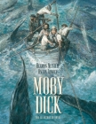 Moby Dick: The Illustrated Novel Cover Image