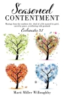 Seasoned Contentment: Musings from the southern she shed of a life marred by grief, saved by grace, overflowing with gratitude Cover Image