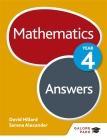 Mathematics Year 4 Answers Cover Image