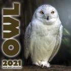The Owl 2021 Mini Wall Calendar Cover Image