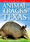 Animal Tracks of Texas Cover Image
