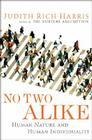 No Two Alike: Human Nature and Human Individuality Cover Image