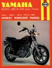 Yamaha XS250, 360 and 400 sohc Twins Owners Workshop Manual, No. 378:  '75-'84 (Owners' Workshop Manual) Cover Image