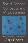Social Science Concepts and Measurement: New and Completely Revised Edition Cover Image
