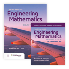 Advanced Engineering Mathematics with Student Solutions Manual Cover Image