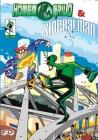 O Homem-Grilo e Sideralman Cover Image