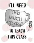 Teacher Notebook - Teacher Gift - Female Teacher Cover Image