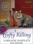 A Crafty Killing (Victoria Square Mystery #1) Cover Image