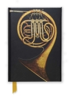French Horn (Foiled Journal) (Flame Tree Notebooks #65) Cover Image