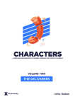 Characters Volume 2: The Deliverers - Teen Study Guide, 2 (Explore the Bible) Cover Image