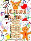 A Little Princess Feliz Natal Livro de atividade para Crianças Brincar e se divertir Aprenda a escrever Aprenda a desenhar Alinhe os pontos Decore com Cover Image
