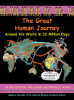 The Great Human Journey: Around the World in 22 Million Days (Wallace and Darwin #3) Cover Image
