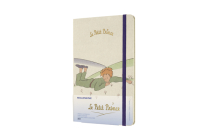 Moleskine 2021 Petit Prince Weekly Planner, 12M, Large, Landscape, Hard Cover (5 x 8.25) Cover Image