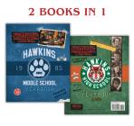 Hawkins Middle School Yearbook/Hawkins High School Yearbook (Stranger Things) Cover Image