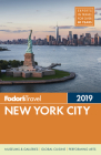 Fodor's New York City 2019 (Full-Color Travel Guide #29) Cover Image