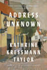 Address Unknown: A Novel Cover Image