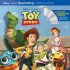 Toy Story Read-Along Storybook and CD Cover Image