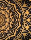 Libro para colorear Mandala: Libro para colorear de mandalas para adultos, niños y principiantes, Libro para colorear con páginas divertidas, fácil Cover Image