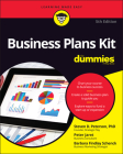 Business Plans Kit for Dummies Cover Image