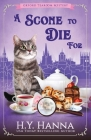 A Scone To Die For: The Oxford Tearoom Mysteries - Book 1 Cover Image