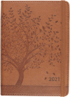 2021 Tree of Life Artisan Weekly Planner Cover Image