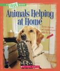 Animals Helping at Home Cover Image