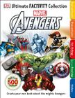 Ultimate Factivity Collection: Marvel The Avengers Cover Image