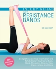 Injury Rehab with Resistance Bands: Complete Anatomy and Rehabilitation Programs for Back, Neck, Shoulders, Elbows, Hips, Knees, Ankles and More Cover Image