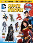 Ultimate Sticker Collection: DC Comics Super Heroes Cover Image
