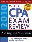 Wiley CPA Exam Review 2010, Auditing and Attestation Cover Image
