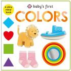 Baby's First Colors: A Shiny Mirror Book Cover Image