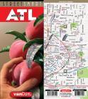 Streetsmart Atlanta Map by Vandam Cover Image